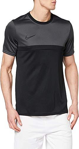 NIKE M NK Dry ACDPR Top SS Camiseta, Hombre, Industrial Blue/Laser Crimson, XS