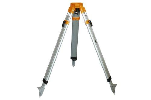 Nedo Alu-Stativ 1,08-1,72m für Nivellier, Bautheodolit und Laser