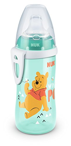 NUK Active Cup Disney Winnie 300 ml boquilla silicona