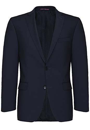 Carl Gross Herren Anzug Jacke CG K-Amf-Shane SS,Blau (Blau 63), Gr. 28