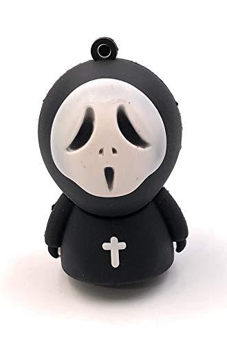 Onlineworld2013 Scream Gespaar met masker en kruis Funny USB-stick 64 GB USB 2.0