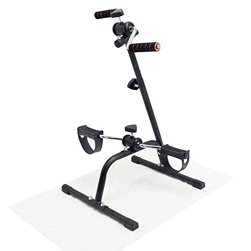 Pedaal hometrainer, Indoor bovenste en onderste ledematen Revalidatie Training Device Strength Been Hand Fiets, stationary oefening been en arm Peddler