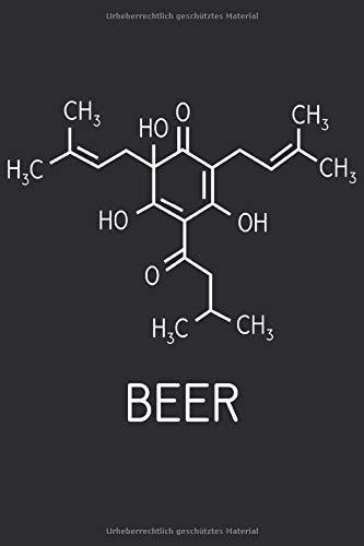 Bier Notizbuch: Ein perfektes Geschenk für Bier Trinker und Brauer