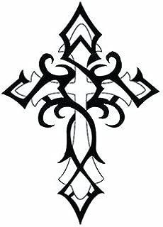 Best tribal cross tattoo Reviews