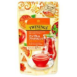 片岡物産 トワイニング アップル&ブラッドオレンジ (2.0g×7P)×48袋入×(2ケース)