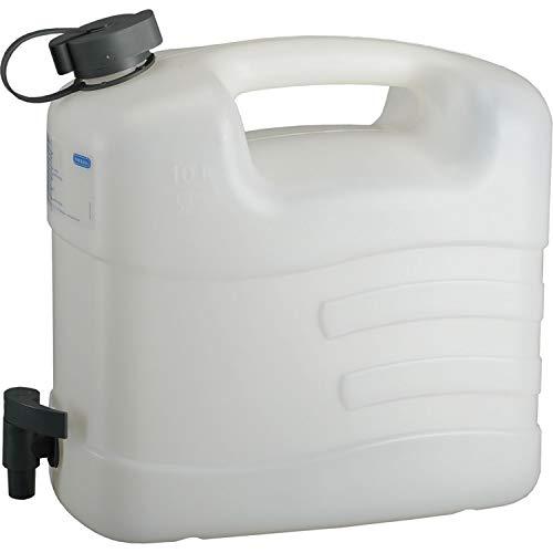 Pressol 6594C10 - Bidon Para Agua Con Grifo 10L Pressol