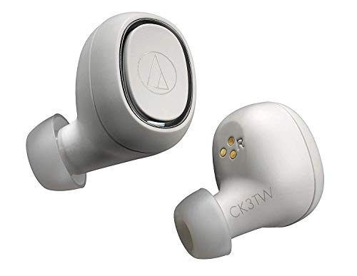 True Wireless Earbuds ATH-CK3TW WH (White)【Japan Domestic Genuine Products】【Ships from Japan】