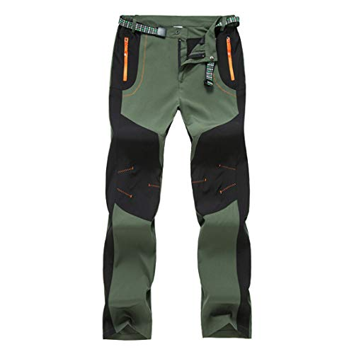 Ceyue Tactical Assault Cargo Work Outdoor Athletic Quick Dry Durable Breathable Lightweight Pants...