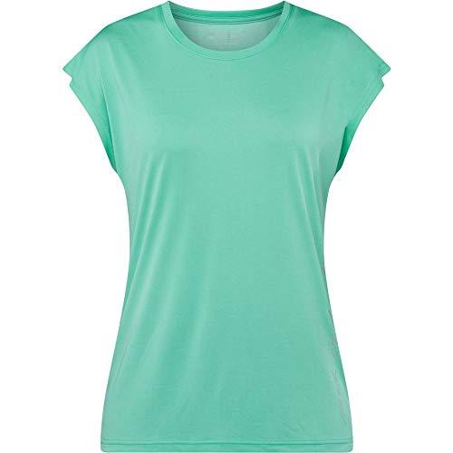 Energetics Damen Gerda 5 wms T-shirt , Grün (622 Mint Dark) , 34 DE
