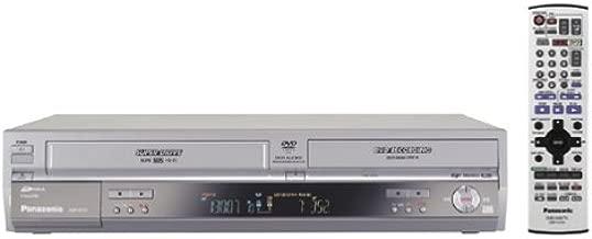Panasonic DMR-E75VS Progressive-Scan DVD Recorder/VCR Combo