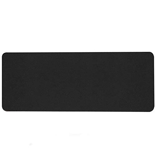 SFBBBO Mouse mat Gaming Mouse Pad Large Mouse Pad Gamer Computer Mousepad 900x400 Big Mouse Mat World Map XXL Mause Pad Laptop Keyboard Desk Mat 90x40cm AllBlack