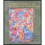 Intro. to Practice of Statistics-TEXTBOOK ONLY
