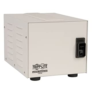 Tripp Lite IS1000HG Isolation Transformer 1000W Medical Surge 120V 4 Outlet TAA GSA (B00008YMZO) | Amazon price tracker / tracking, Amazon price history charts, Amazon price watches, Amazon price drop alerts