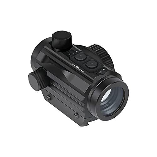 Twod 1x22mm 5 MOA Red & Green Dot Sight Micro Red & Green Dot Scope Compact...