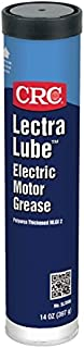 Sta-Lube SL3586 Lectra Lube Electric Motor Grease, 14 oz. Weight, Blue Green Solid