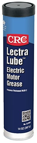 CRC Lectra Lube Electric Motor Grease, 14 Wt Oz, SL3586