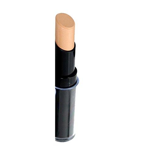 Ularma Maquillage Francklin Crème Visage Lèvres Cache-cernes Mettez en surbrillance Contour Stylo Bâton C
