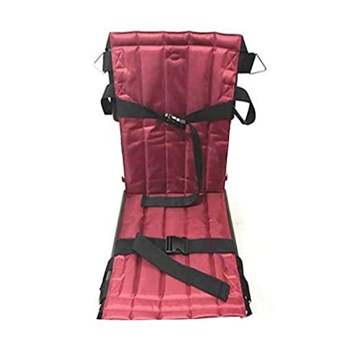 Chillers Cinturón de Transferencia para Pacientes Caminar Elevación de la Marcha Sling Transfer Asiento Estera Plegable Oxford Silla de Ruedas Cinturón de Transporte para discapacitados