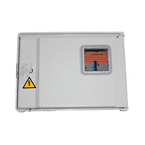 Todoelectrico - Caja 1 contador monofasico PNZ-CPM1-D2-M