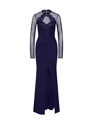 Lipsy London Damen Abendkleid Marine (52) 38