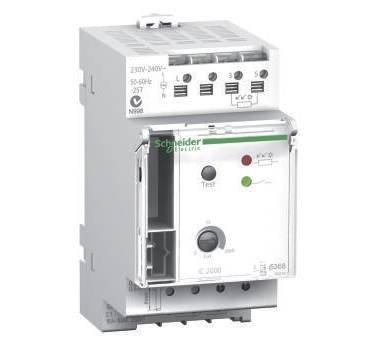 Schneider CCT15368 schemerschakelaar, IC2000, isolatieschakelaar, 2.2000 lux, sensor wandmontage
