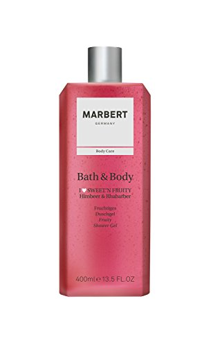 Marbert Bath & Body I love Sweet 'n Fruity douchegel, per stuk verpakt (1 x 400 ml)
