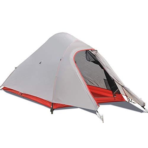 HJM La Meilleure Tente instantanée Pliante, Tissu en Nylon, Stable et Durable, Respirante et imperméable, adaptée au Camping randonnée Plage