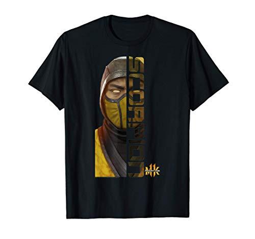 Mortal Kombat Pro Kompetition Scorpion T-Shirt