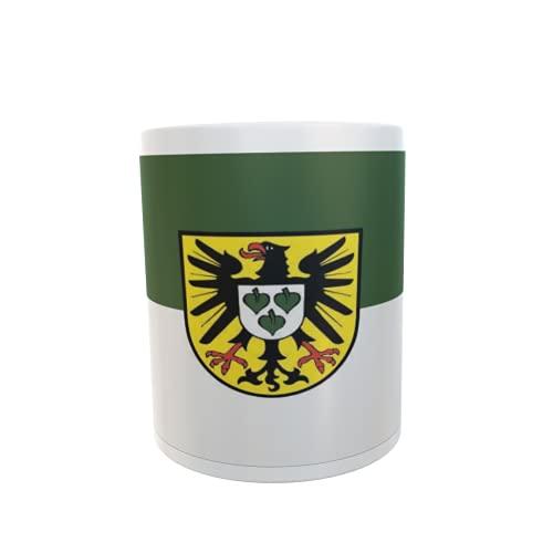 U24 Tasse Kaffeebecher Mug Cup Flagge Bodman-Ludwigshafen