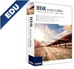 Franzis HDR Projects Platin Edu