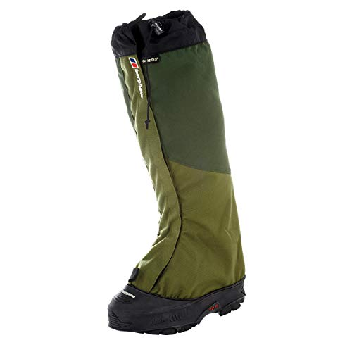 Berghaus Yeti Attak II Gaiter  - Black, Small/Medium