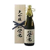 栄光酒造 特別大吟醸酒EK-1 1.8L 専用木箱入