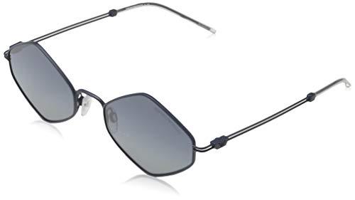 Emporio Armani 0EA2085 Gafas de Sol, Matte Blue, 52 para Hombre
