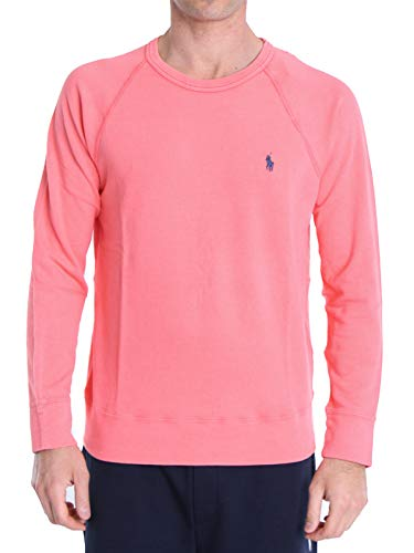 Polo Ralph Lauren Mod. 710644952 Sweatshirt Rundhals Magic Herren Rot XL