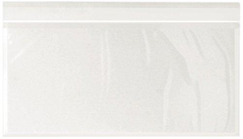 wepack 240135100N fundas autoadhesivas para documentos, DL, transparente