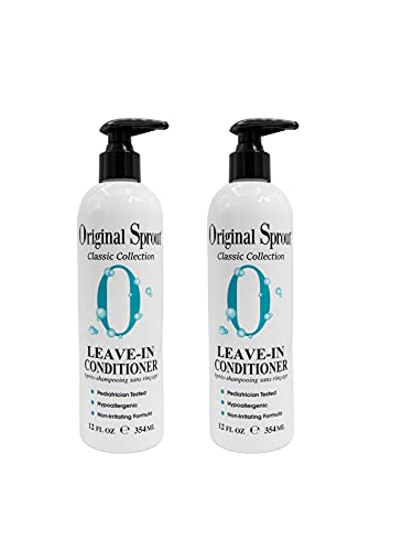 Original Sprout 12 oz Leave-In Conditioner (2 pack)