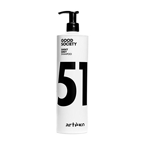 Artègo Shiny Grey Shampoo - Good Society - 1 litro