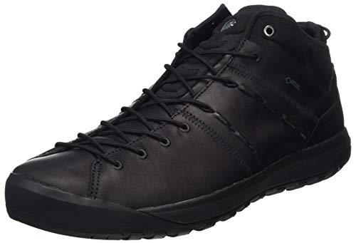 Mammut Men's Hiking Boot, Multicolour Black Black, 40 2/3 EU