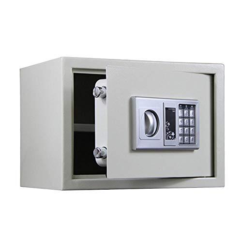Wuxingqing Safe Box digitale elektronische stalen kluizen & slot dozen met toetsenbord voor sieraden geld kostbaarheden Drop Box voor thuis en op kantoor beveiliging