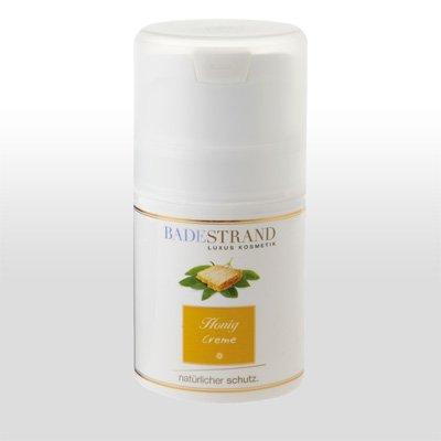 Station Balnéaire Miel Crème 50 ml, crème pour le visage protectrice