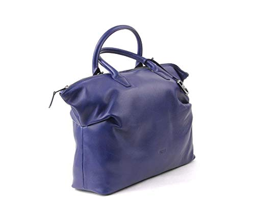 BREE Stockholm 37 - Businesstasche in medieaval Blue