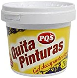 PQS – 1159067 Gel quitapinturas y decapante de acción rápida PQS. Tarrina 750 ml