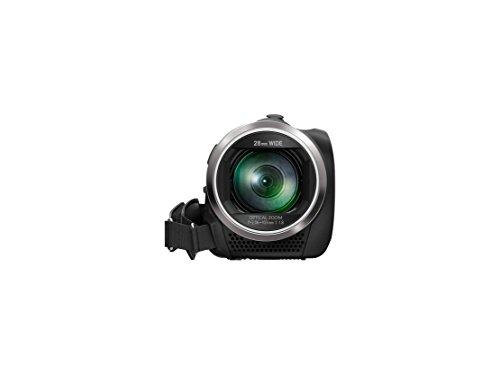 Panasonic HC-V180 2,51 MP MOS BSI Handkamerarekorder Schwarz Full HD - Camcorder (2,51 MP, MOS BSI, 25,4/5,8 mm (1/5.8 Zoll), 2,2 MP, 2,2 MP, 50x)