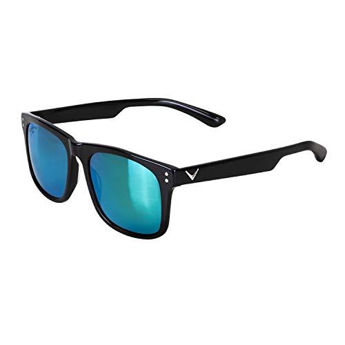 Callaway Atlas Golf Sunglasses, Matte Black