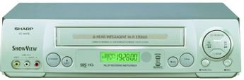 Sharp VC-MH 78 GM(S) Videorecorder
