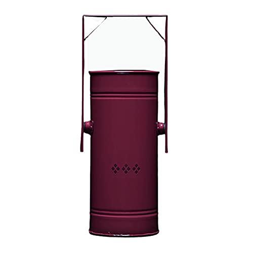 Besoin de réserver Art Rouge Basic Encense Fragrance Barrel, Modèle Limited avec la poignée Décor Smoke Amoureux de la fumée for Chambre à Coucher Salon Salon Studio