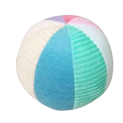 Mvude Bola de Juguete de Felpa Conejito hámster palitos masticables para Recordar a los niños