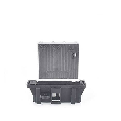 JIEYANG YouCg El Mejor Ventilador del Ventilador del Ventilador de la Resistencia del Motor Ajuste para Nissan Micra K11 1992-2003 27150-72B01 27150-72B01 27150-EY00A 4-Pin