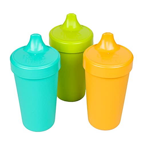 Re-Play Made in USA 10 oz. No Spill Cups for Baby,...