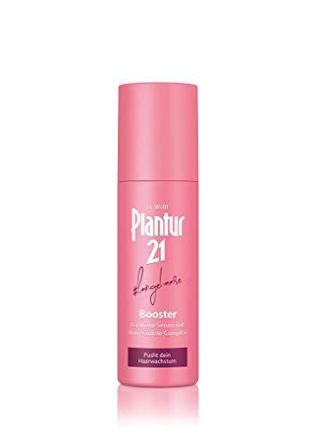 Plantur 21#langehaare Booster - Kopfhaut Serum mit Nutri-Coffein-Complex - pusht das Haarwachstum - 1 x 125 ml